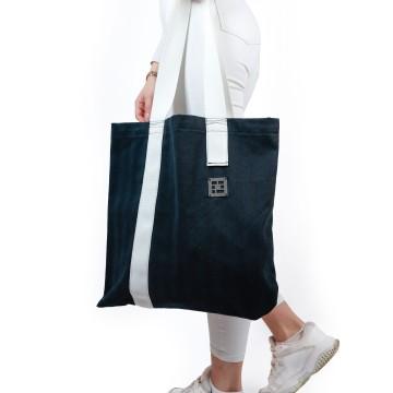 """Асиметрична чанта """"Бевел Би"""""""