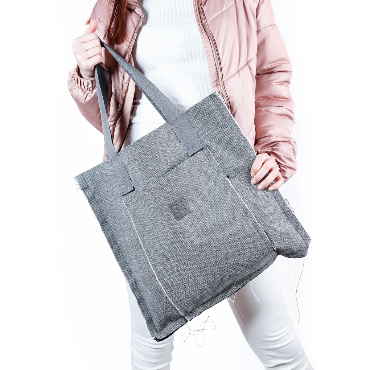 """Дизайнерска чанта """"Каос"""""""