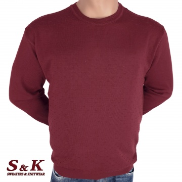 Финни изчистени плетени блузи в големи размери