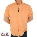 Мъжка Риза 50% Лен 50% Памук 1122