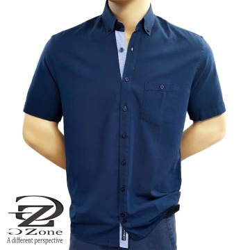 Elegant and comfortable shirt with a classic collar