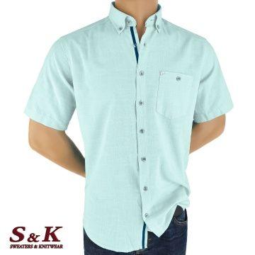 Мъжка Риза 50% Лен 50% Памук 1328
