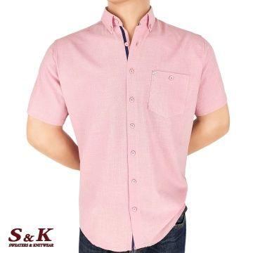 Мъжка Риза 50% Лен 50% Памук 501