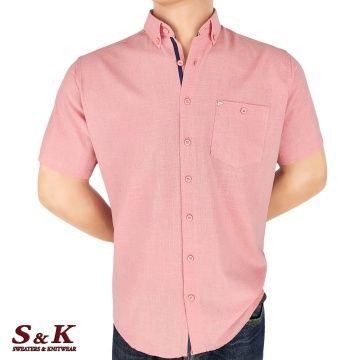Мъжка Риза 50% Лен 50% Памук 1120