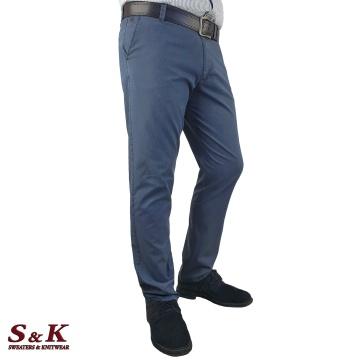 Мъжки Спортно-елегантни Панталони - 1501