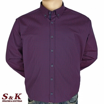 Големи мъжки ризи с орнаменти - 125
