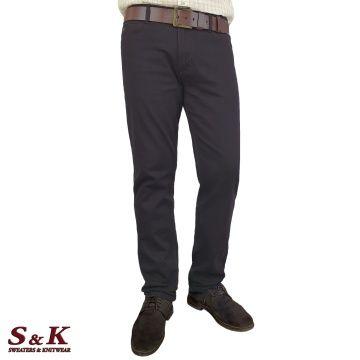 Плътни Мъжки Памучни Панталони - 1039