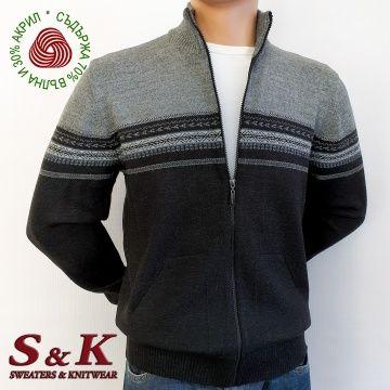 Men's vest with pockets