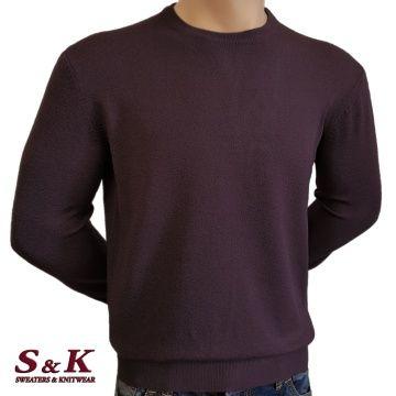 Елегантни изчистени мъжки пуловери